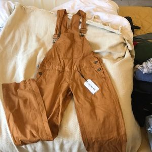 Roamers Other - Mustard Yellow Overalls